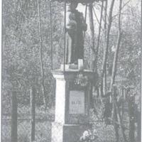 Szent Antal szobor