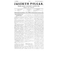 Jászkun Polgár I. évfolyam 05. szám
