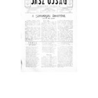 Jász Újság I. évfolyam 9. szám