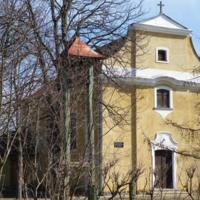 Szentháromság-kápolna,  (Homoki kápolna)