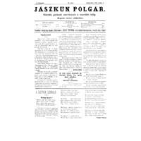 Jászkun Polgár I. évfolyam 10. szám