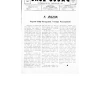 Jász Újság I. évfolyam 8. szám