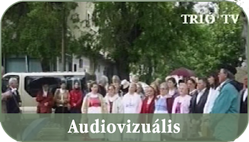Audiovizuális anyagok